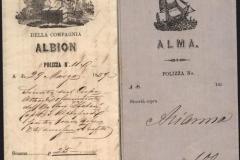 Compagnia ALBION ed ALMA 10