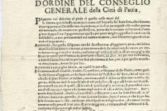 Pavia 20 01 1694