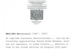 mercurialis merlinus