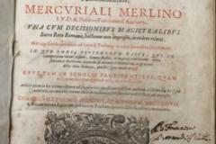 prima pagina mercurialis merlinus