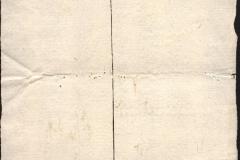 1657 18 Marzo da Venezia Chioggia