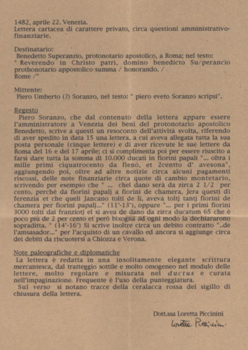 22041482-venezia-roma-regesto